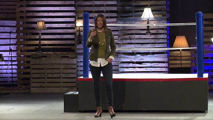 Keep on Fighting - a message from Pastor Nicole Crank