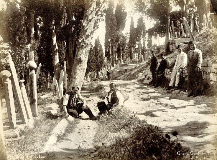 Eyüp Mezarlığı Abdullah Fréres