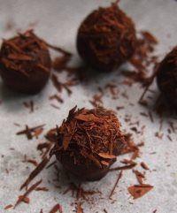 Конфеты аля трюфели с кокосом и сухофруктами