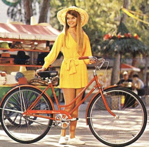 Love retro bikes