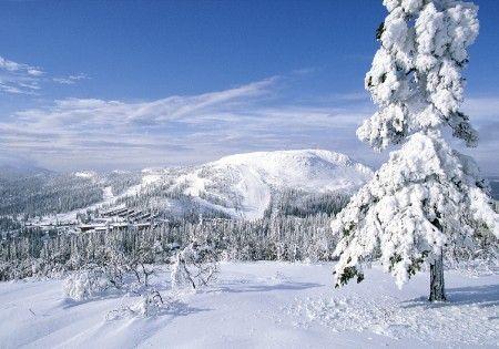 Ski resort Vemdalen