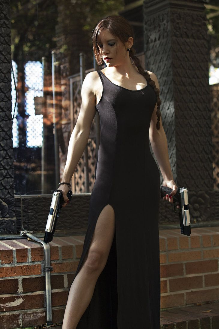 Character: Lara Croft Outfit: Evening dress Game:&nbs...