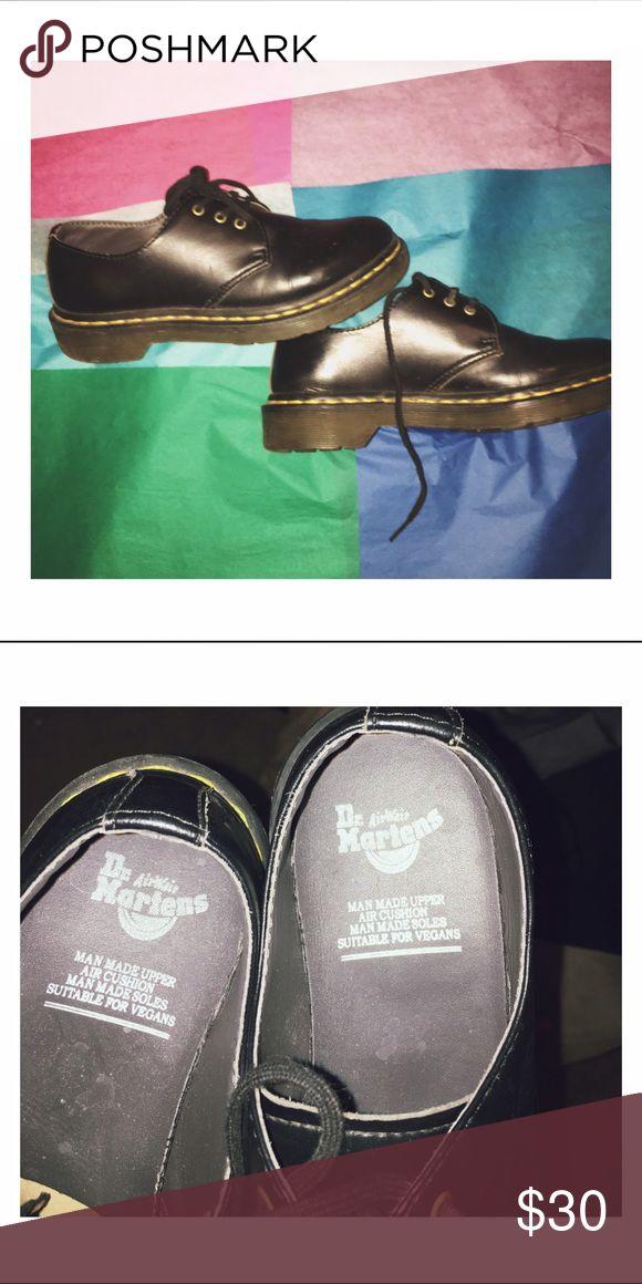 Dr Martens Womens 5.5 - 6. Excellent condition Dr. Martens Shoes Lace Up Boots