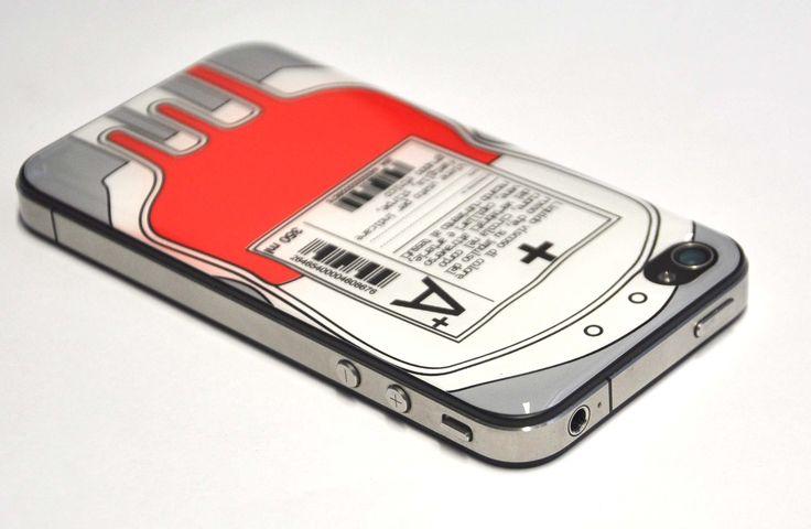 blood iphone cover skin case halloween nogluelab
