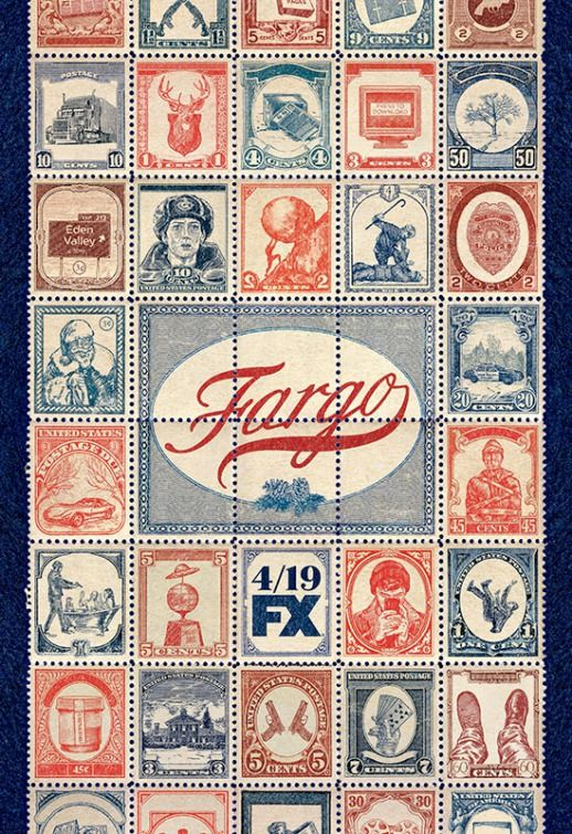 TV - Fargo - Season 3 - 2017 - FX ** BEST SEASON!! ** HIGHLY Recommend Binge watching!!!!