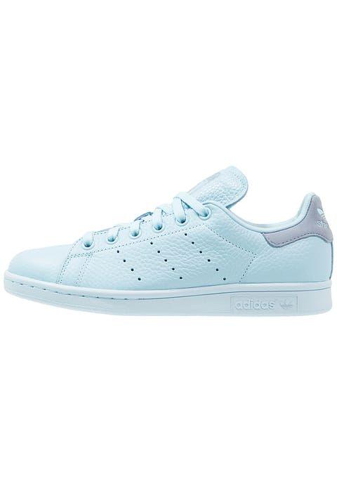adidas Originals STAN SMITH - Baskets basses - ice blue/tactile blue - ZALANDO.BE