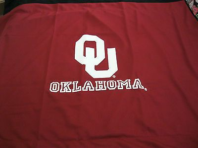 Oklahoma Sooners Football Jersey Standard Pillow Sham Slip Cover University