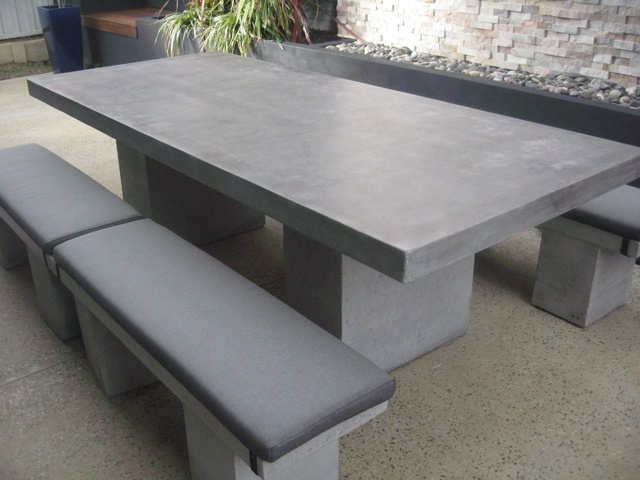 Composite patio table 28 images kregjig project outdoor table by composite patio table watchthetrailerfo
