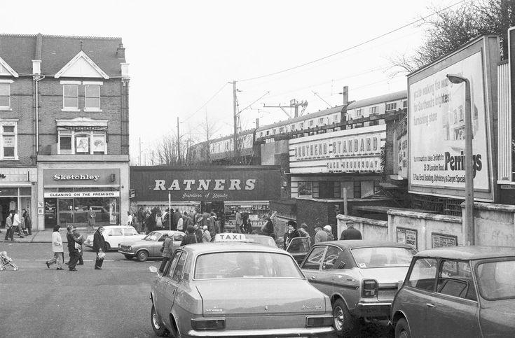 Southend-on-Sea - 21st February, 1976