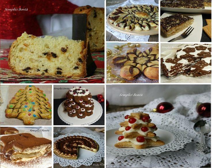 Con questa raccolta di ricette di dolci di natale potete dare spazio alla vostra fantasia . Ecco per voi 20 ricette per tutti i gusti :