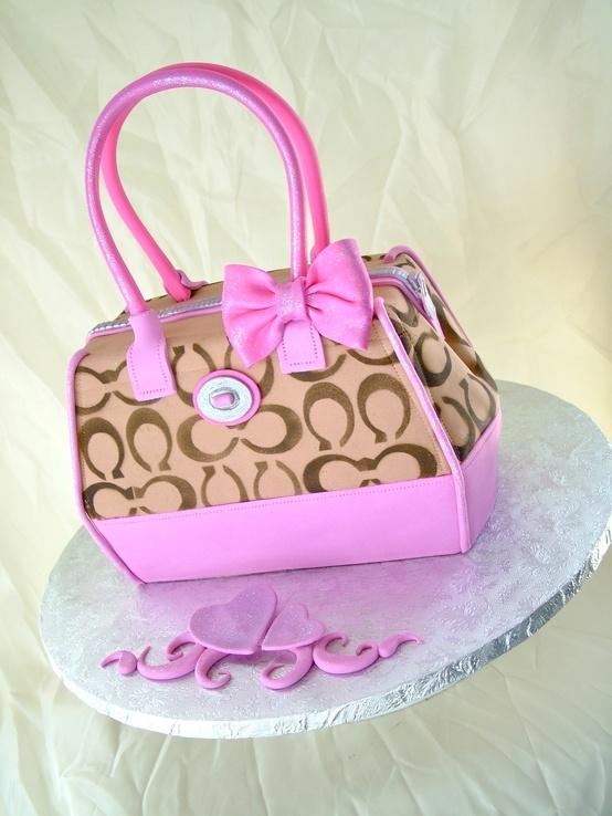 Coach Cake...