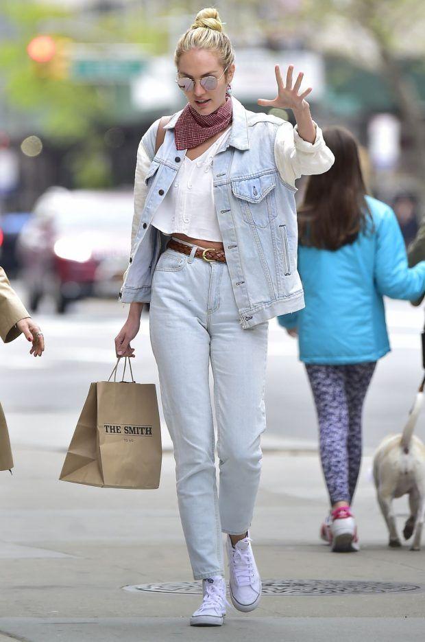 d216c5988ad 11 Looks da Candice Swanepoel Por Aí