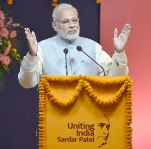 Latest India News Today : PM Modi inaugurates Digital Exhibition – 'Uniting India : Sardar Patel'