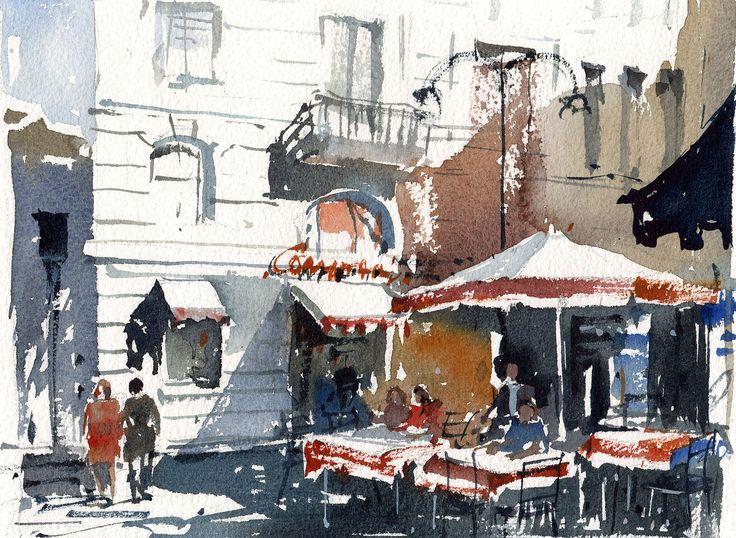 Rome Cafe | by tony belobrajdic