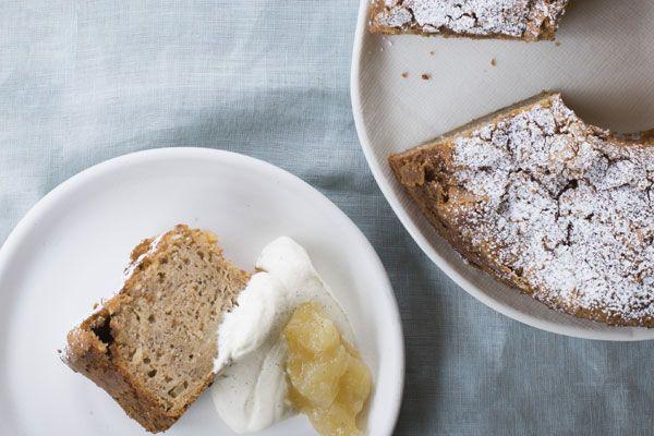 Dutch apple cake – Recipes – Bite