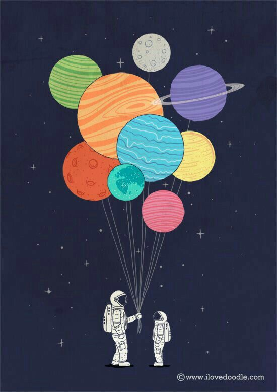 X&Y; Drifting into outer space..
