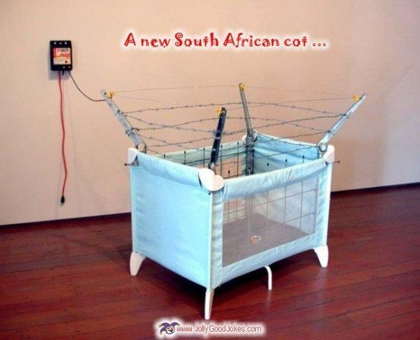 Whahahahaaaa  Too funny. And only South Africans will understand it