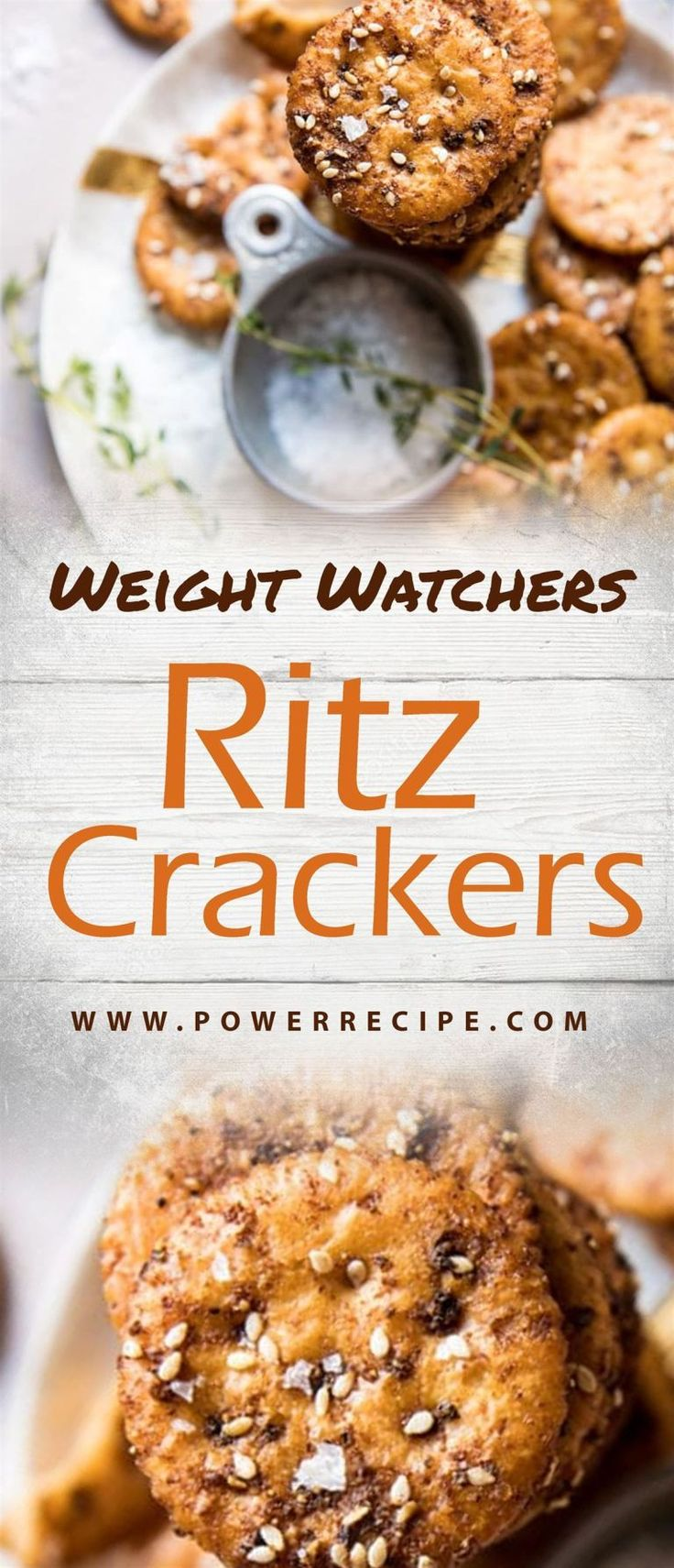 Ritz Crackers – All about Your Power Recipes