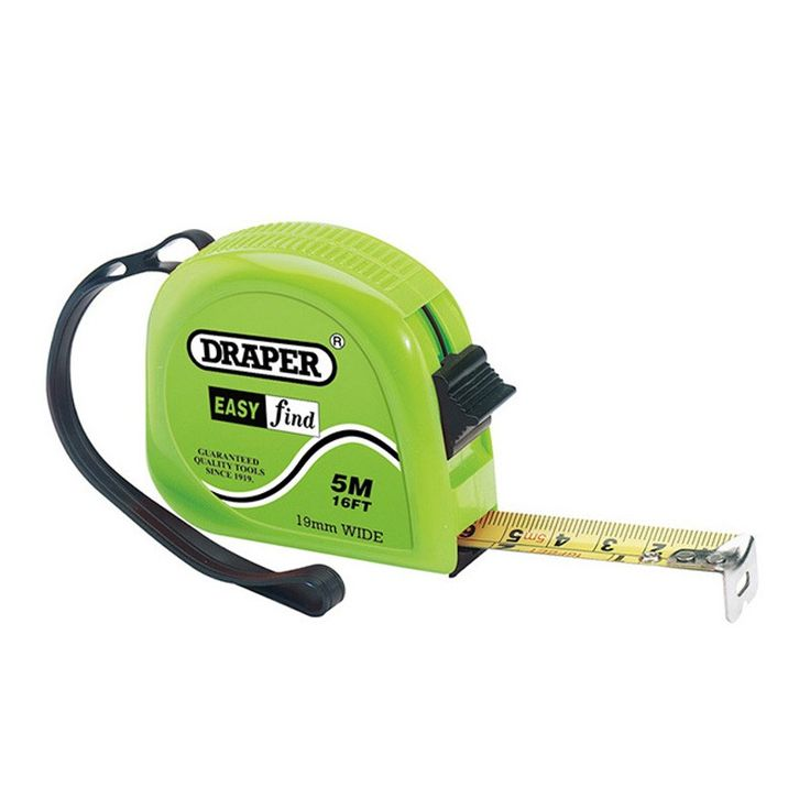 Draper 75884 5m Measuring Tape Easy Find