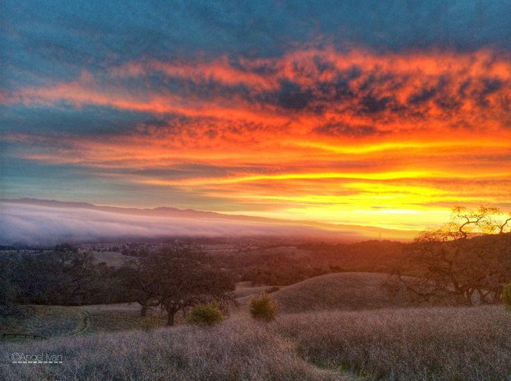 Bay Area Hikes - Rancho San Antonio - Anywhere at Home