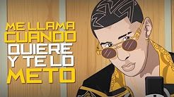 La Última Vez - Anuel AA ✘ Bad Bunny [Video Lyric] - YouTube