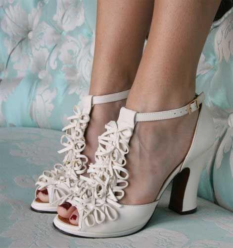 Zapatos para novia Chie Mihara