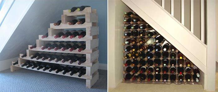 Wine Rack Modern Homes Interior Design And Decorating Ideas On