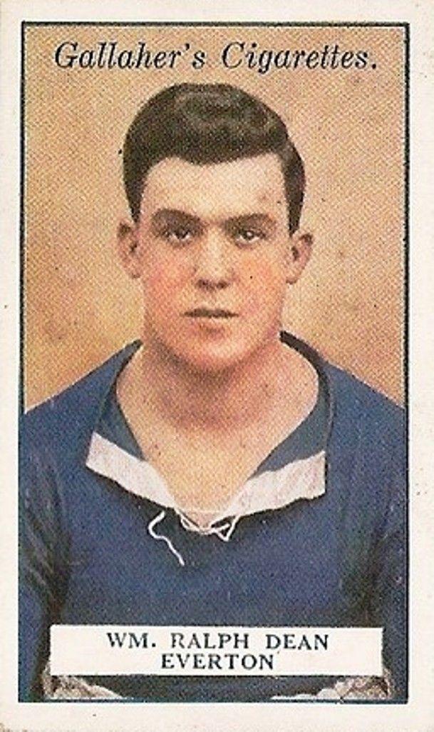 William Dean, Everton