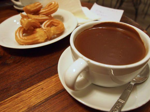 Receta chocolate caliente de la abuela mi nuevo hogar for Mobiliario y inmobiliario