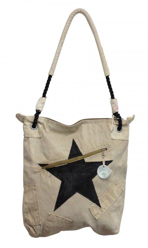 DAILY BLACK STAR | DAILY POSTMAN BAG | ALI LAMU