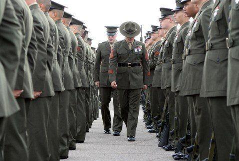 What is U.S. Marine Corps boot camp like? - Quora