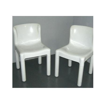krzesło 4875   Kartell  proj. Carlo Bartoli  