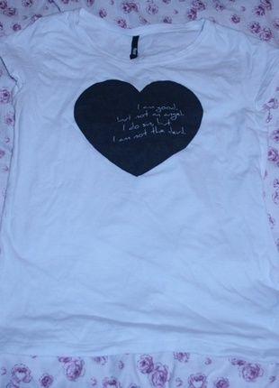 Kup mój przedmiot na #vintedpl http://www.vinted.pl/damska-odziez/koszulki-z-krotkim-rekawem-t-shirty/13749898-koszulka-t-shirt-z-krotkim-rekawiem