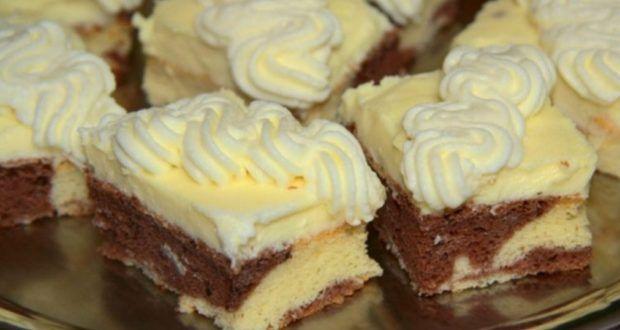Mascarponés tarka kocka, egy különleges finomság! • Hirmagazin.eu