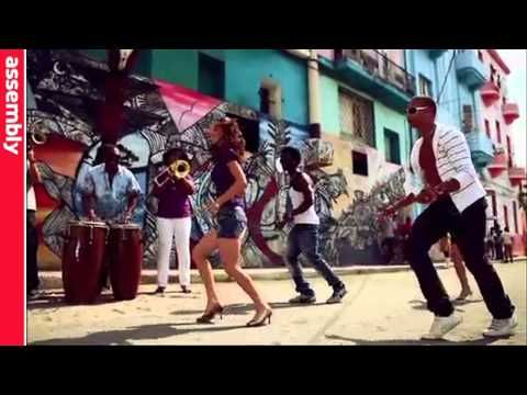 """SOY DE CUBA video feat. amazing voice of Jenny Sotolongo (wearing red top). Great dancing too! Click below on """"Soy de Cuba"""", next to red button with white arrow"""