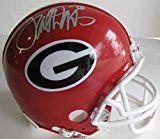 Terrell Davis Georgia Bulldogs Footballs