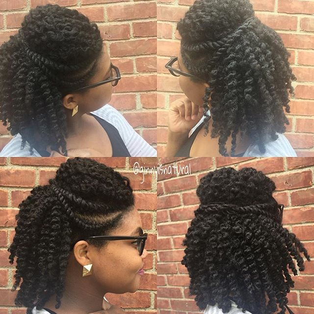 Natural Hair Twist Styles 5086 Best Natural Hair Images On Pinterest  Natural Hair Natural