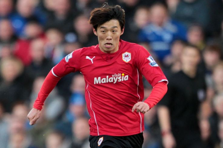 Cardiff City star Kim Bo-Kyung