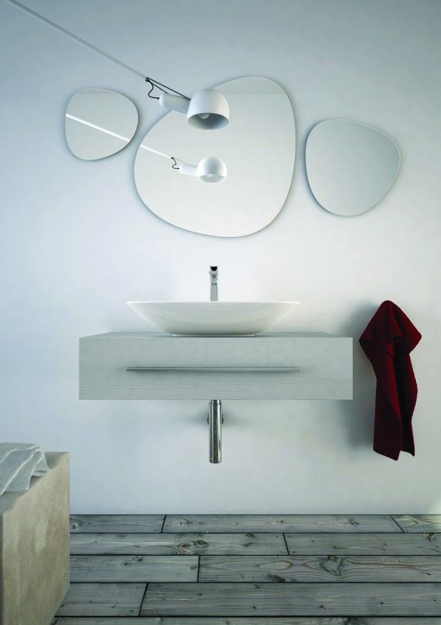 Artceram #bathroom #minimal #white