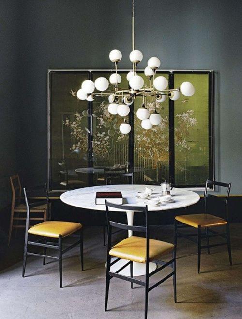 #dining | #lighting | #midcenturymodern