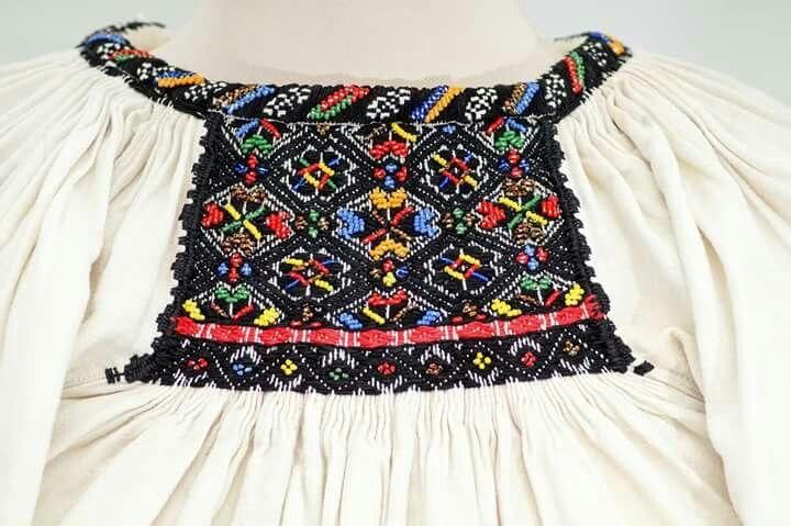 Romanian blouse. Ciupag