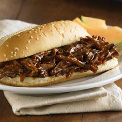 Shredded BBQ Pork Sandwiches … You'll only need to pick up 4 ingredients to …