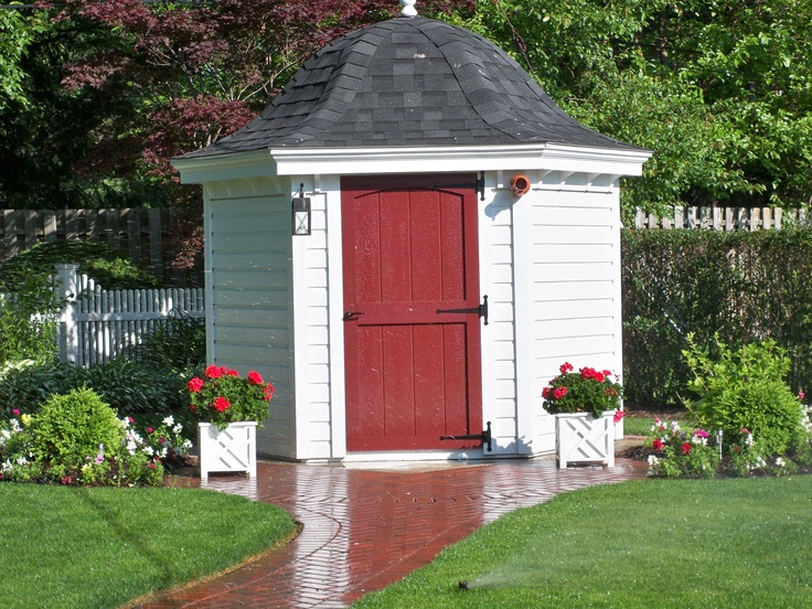 17 best images about garden sheds on pinterest