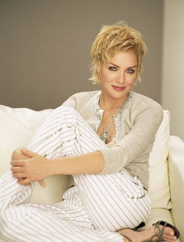 Sharon Stone photoshoot #89