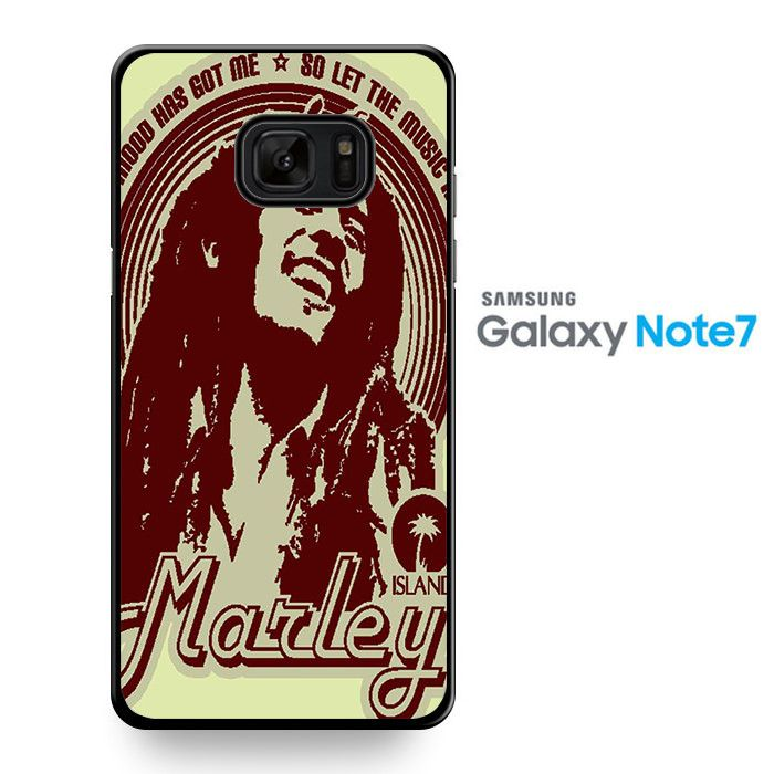 Bob Marley Mellow Mood Has Got Me TATUM-2003 Samsung Phonecase Cover For Samsung Galaxy Note 7