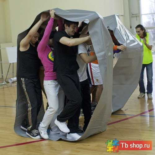 Упражнение для организации тимбилдинга ГУСЕНИЦА