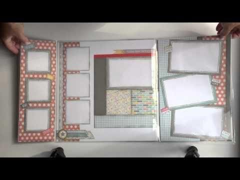 Chris' Creative Life: Zoe Flip Flap Workshop Video