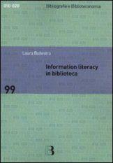 Information literacy in biblioteca