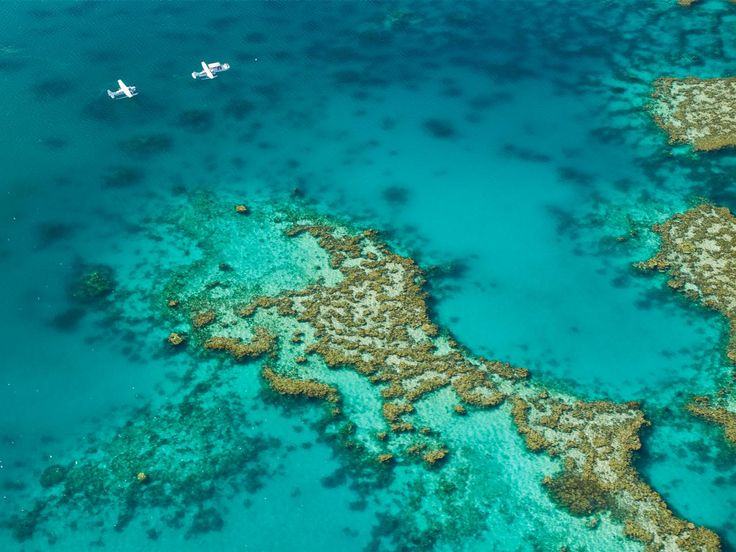 The Great Barrier Reef - One of Travel's Best Wonders of the World for 2015 #traveltheworld