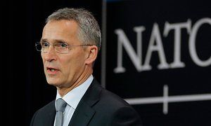 Going it alone not an option, Nato chief warns Donald Trump Exclusive: West facing its 'greatest challenge to security in a generation' says Jens Stoltenberg as he speaks of his fears for alliance between Europe and US